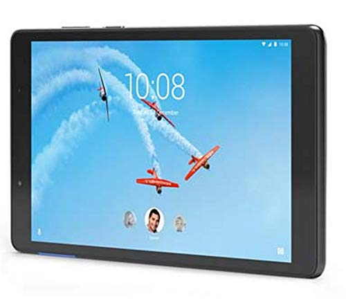 Lenovo LENTAB8304F1 Tablet mit Touchscreen, 8 Zoll, Schwarz (16 GB, 1 GB RAM, Android 7.0, WI-Fi) Core 2 Duo Tablet Pc