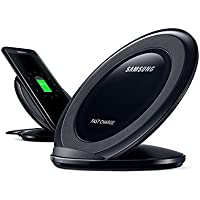 Samsung Chargeur à Induction Stand (Charge Rapide) Noir