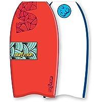 SURF & SUN Bodyboard Similar EPS 39' - Orange et bleu