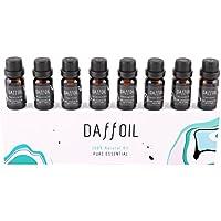 Ätherische Öle Top 8 - (8 x .33 Fl Oz/10ml) - 100% Pur & Naturrein - Aromatherapie - 8 verschieden Aromen - Duftöle... preisvergleich bei billige-tabletten.eu