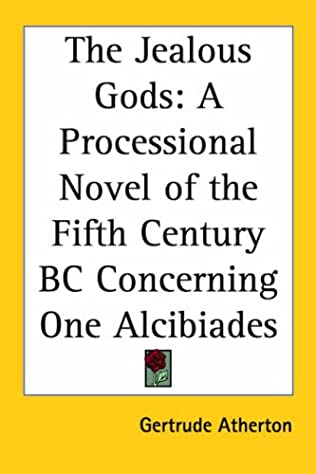 book cover of The Jealous Gods