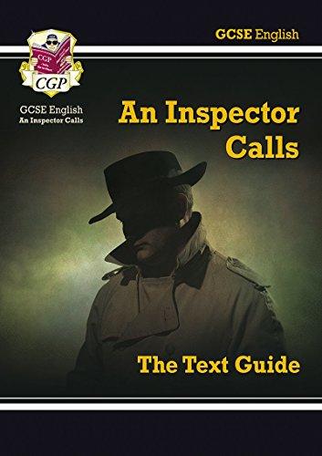 GCSE English Text Guide - An Inspector Calls: