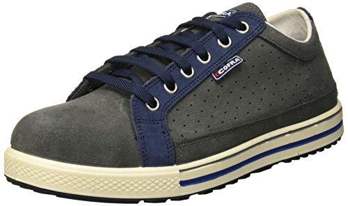 Cofra 35050-002.w45Score S1P SRC scarpe antinfortunistiche, misura 45grigio
