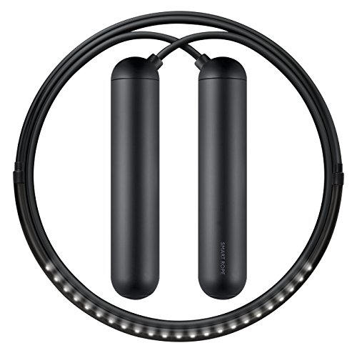Tangram - Smart Rope - Led-Springseil, Schwarz , XS
