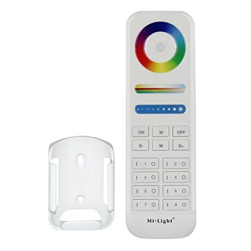 Light-serie Remote (2.4G RGB-CT 8 Zone Remote Controller Arbeitet mit Allen Mi.light Serie)
