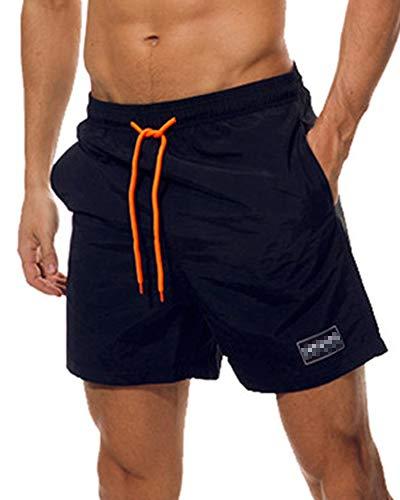 Imixcity Hombre Bañadores Natación Pantalones