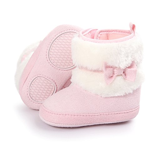 Rose Boots Mädchen Snow Frog Baby Schneestiefel Fire ST16YqB