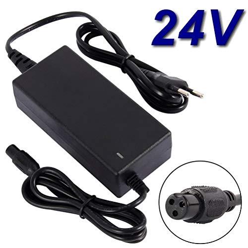 Cargador 24 V patinete eléctrico Razor E200 E300