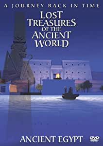 Lost Treasures Of The Ancient World - Ancient Egypt [DVD]