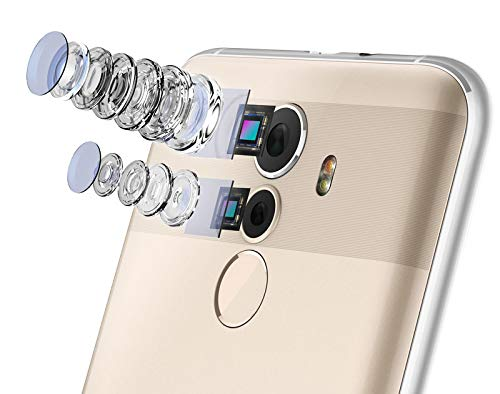 Coolpad Mega 5A (Champagne Gold, 2+16GB)