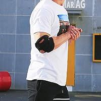 BOER Sport Ellbogenschützer, Atmungsaktiv, Unisex, Warme Schutzausrüstung, Arbeit, Alltag, Ideal Für Sport
