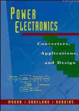 Download PDF] Power Electronics: Converters, Applications