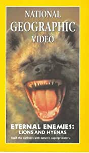Eternal Enemies - Lions And Hyenas [VHS]