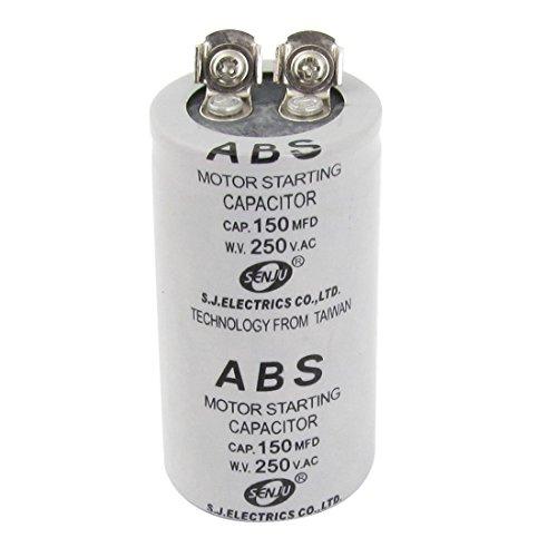 AC 250V 150uF 150MFD Klimaanlagen Motor Start-Kondensator