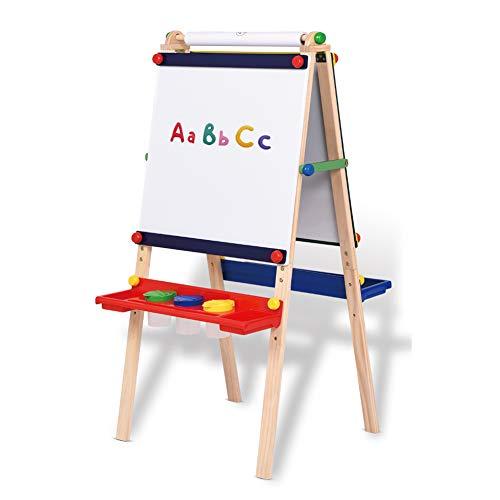 Kinder Staffelei Liftable Stativ Zeichnung Ständer Magnetische Malerei Halter Halterung Typ Magnetische Schreibtafel (Board Kreide Stativ)