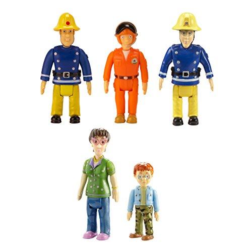 Image of Fireman Sam Action Figures