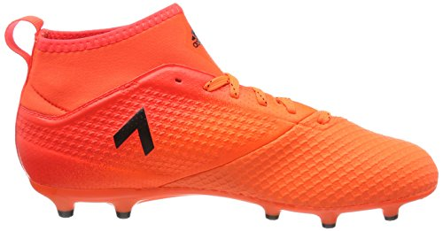 adidas Ace 17.3 Fg, Chaussures de Football Homme Multicolore (Solar Orange/core Black/solar Red)