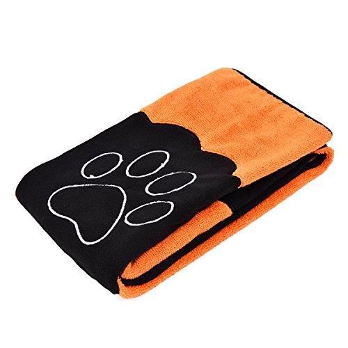speedy-pet-toalla-de-bano-de-perro-microfibra-seca-con-bolsillo-de-impresion-pata-azul-naranja-purpu