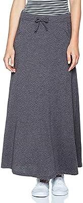 Only Onlmaddie Long Skirt Ess, Falda para Mujer