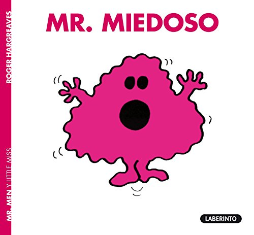 Mr. Miedoso (Mr. Men & Little Miss)