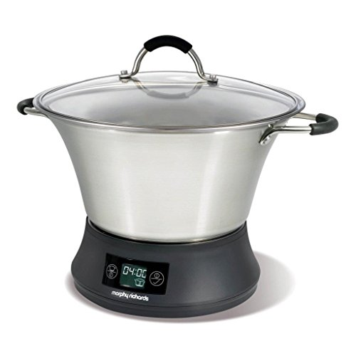 Morphy Richards 461007EE Supreme Precision Slow Cooker 6.5 L