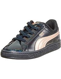 Chaussures et Sacs Puma Basket Mirror AC PS Sneakers Basses