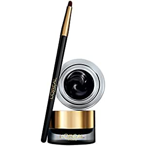L'Oreal Paris Infallible Lacquer Eyeliner 24H, Blackest Black, 0.08 Ounces