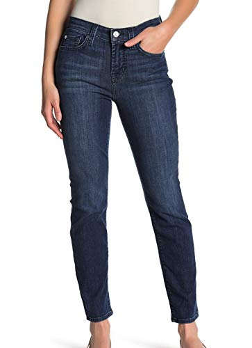 7 For All Mankind Womens 25x28 Skinny Ankle Roxanne Jeans Blue 25 -