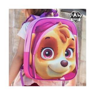 Mochila escolar 3D Skye (La Patrulla Canina)