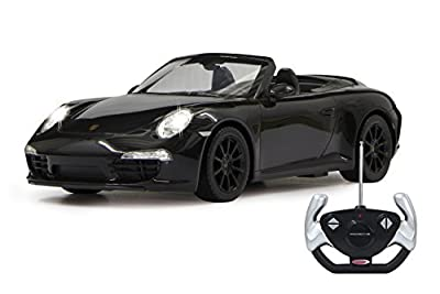 Jamara 403085 - Porsche 911 Carrera S 1:12, schwarz von Jamara