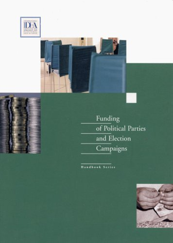 Funding of Parties and Election Campaigns (Handbook Series)