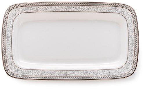 Noritake Cirque Butter/Relish Tray by Noritake Keramik Relish Tray