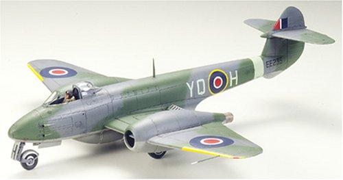 TAMIYA 300061083 - Gloster Meteor F-3, Militär Bausatz