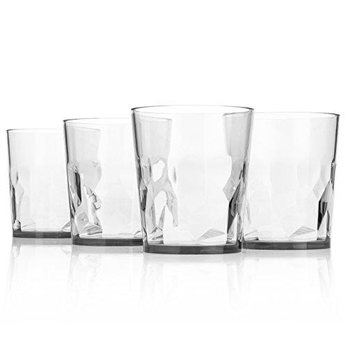 qualita-premium-clear-plastica-tritan-infrangibile-bicchieri-set-di-4-tazze-250-ml-senza-bpa-made-in