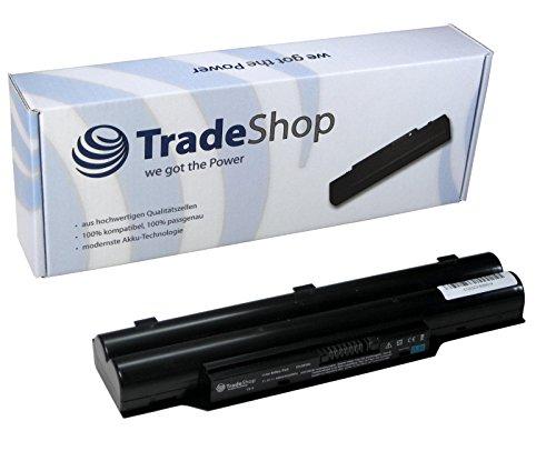 TradeShop A532batería para portátil 10,8/11,1V 4400mAh para FUJITSU-SIEMENS Lifebook A532AH532/GFX sustituye CP567717–01, FMVNBP213, FPCBP331, FPCBP347AP