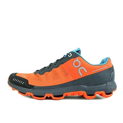 On Running Cloudventure Flame Shadow Orange