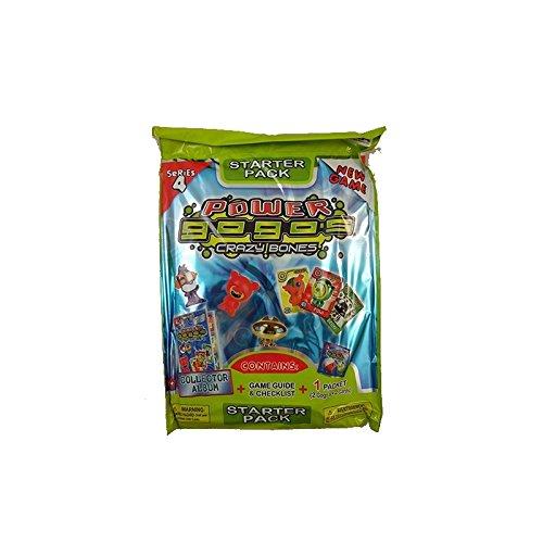 Magic Box Int - GoGo's Crazy Bones Starter Pack