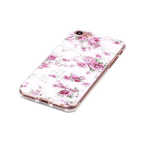 iPhone Case Cover Pour iPhone 7 Recorder Pattern Soft TPU Coque de protection Coque arrière ( SKU : IP7G2204J ) IP7G2204J