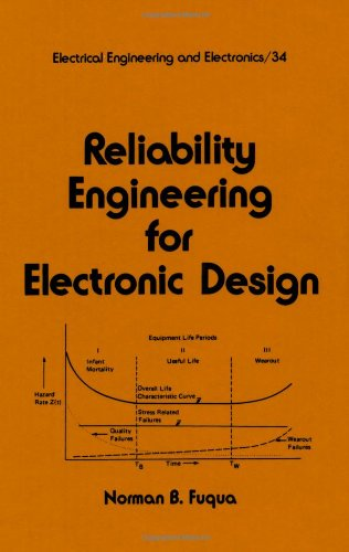 Reliability Engineering for Electronic Design par  Norman Fuqua