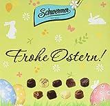 Schwermer Oster-Anlasspackung Minipralinen, 4er Pack (4 x 100 g)