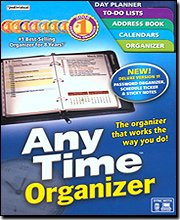 Individual Software Anytime Organizer Deluxe 11