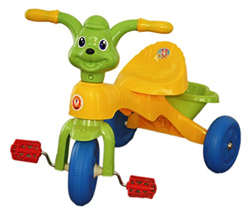 Amardeep Baby Tricycle Compact Green  available at amazon for Rs.1250