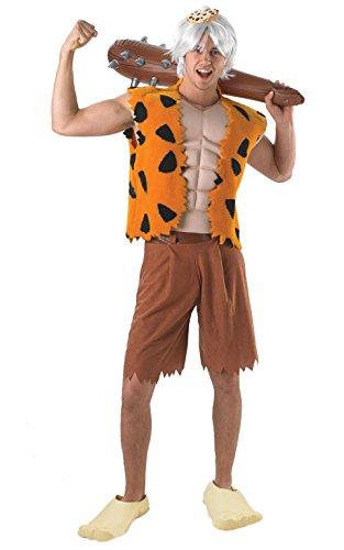 Rubies 3 16882 std - Kostüm Bam Bam Größe (Bam Kostüme Erwachsene Bam)