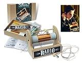 Crystal Radio Receiver Kit - Make a radio like Grandads