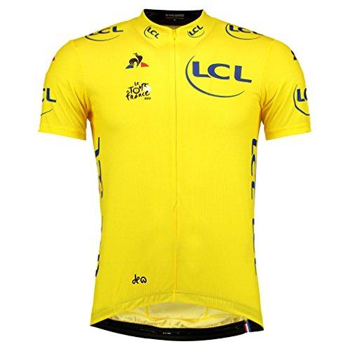 Le Coq Sportif - Maillot Jaune Officiel du Tour de France 2017