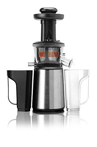 rgv-juice-art-new-estrattore-400-w-1-decibel-acciaio-inossidabile-argento