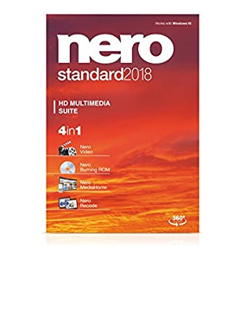 Nero Standard 2018 (PC)