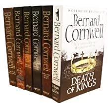 Bernard Cornwell Warrior Chronicles Series 6 Books Set Collection Pack Death of Kings, The Lord