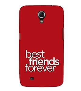 EPICCASE friends forever Mobile Back Case Cover For Samsung Galaxy Mega 6.3 I 9200 (Designer Case)