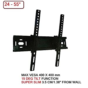 "Tilting 26"" 32"" 40"" 55"" 37"" 52"" 48"" 29"" 36"" 42"" 43"" LED LCD Plasma Montior Wall/Ceiling Mount Stand Universal (26-55 inches) Heavy Duty"